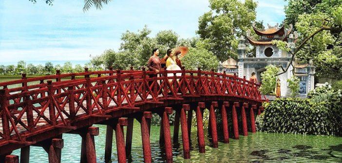 Những điểm tham quan du lịch nổi tiếng ở Hà Nội