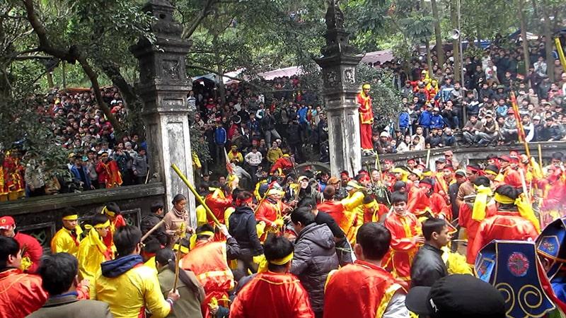 Lễ hội đền Gióng