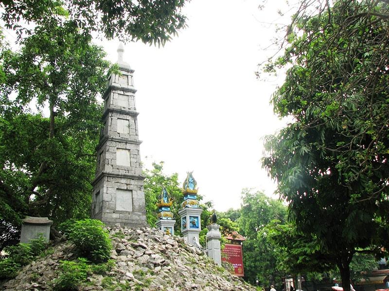 Hồ Gươm - Tháp Bút