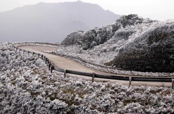 Khám phá vẻ đẹp Hà Giang vào mùa đông