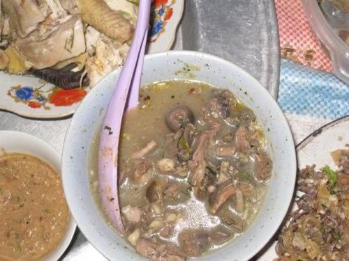 Nậm pịa Mộc Châu - món ăn đặc biệt của người thái