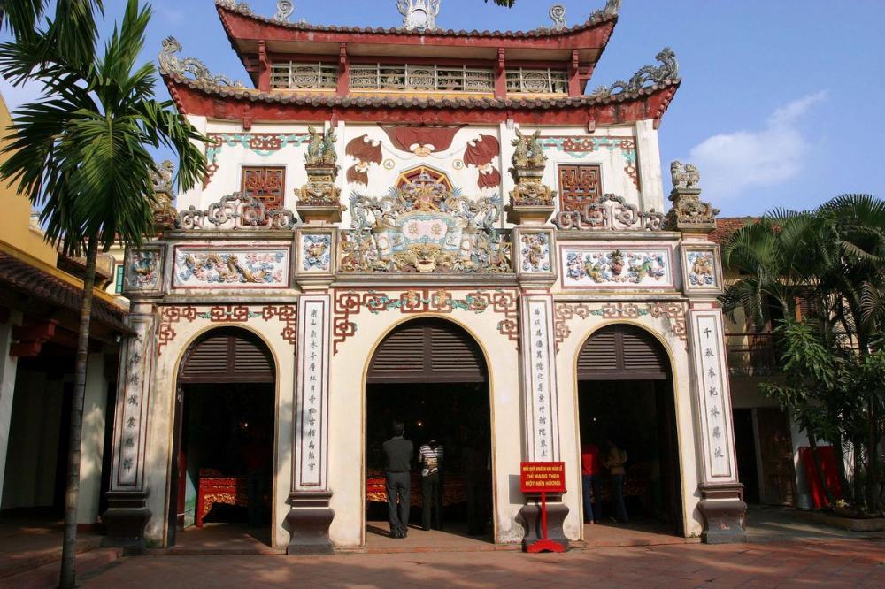 Đi lễ đầu năm tại 9 ngôi đền chùa ở miền Bắc tốt cho người kinh doanh 5