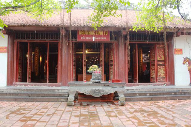 Đi lễ đầu năm tại 9 ngôi đền chùa ở miền Bắc tốt cho người kinh doanh 8