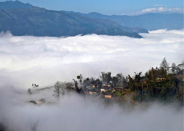 Thiên đường mây tại Y Tý, Lào Cai