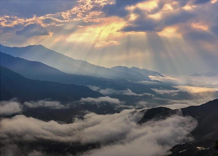 Săn mây ở Tà Xùa, Sơn La