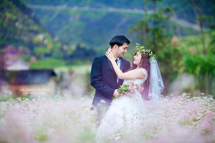 Tây Bắc - thiên đường ảnh cưới lãng mạn cho cặp đôi mê du lịch