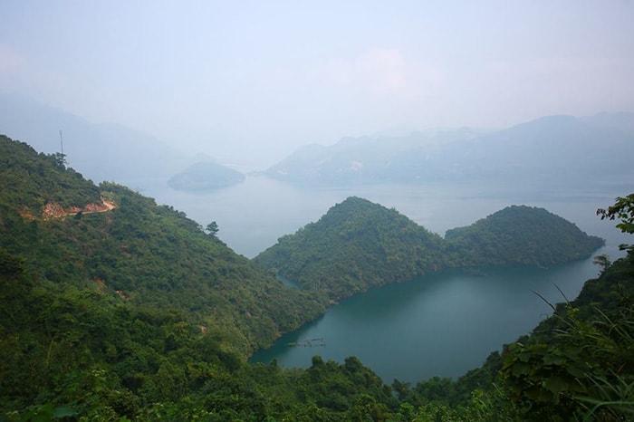 Hồ Ba Khan, Hòa Bình