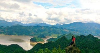 Khám phá Ba Khan – Vịnh Hạ Long trên cạn ở Hòa Bình