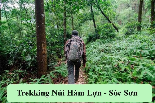 Trekking Núi Hàm Lợn - Sóc Sơn