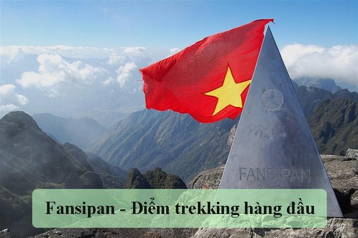 Fansipan - điểm trekking hàng đâu Việt Nam