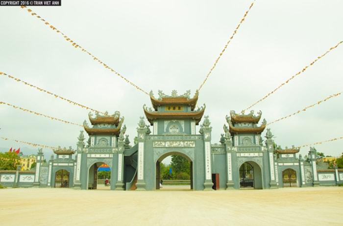 Đền Trình - Yên Tử