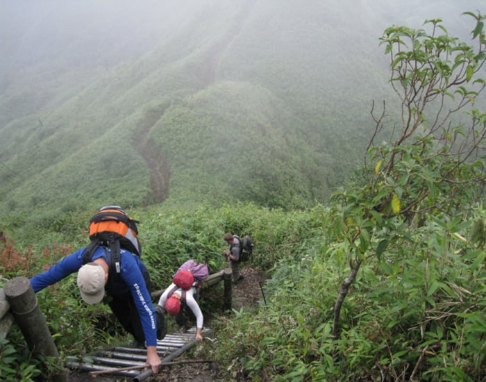 Kinh nghiệm trekking chinh phục đỉnh Fansipan