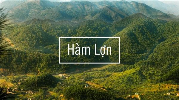 Núi Hàm Lợn - Sóc Sơn - Hà Nội