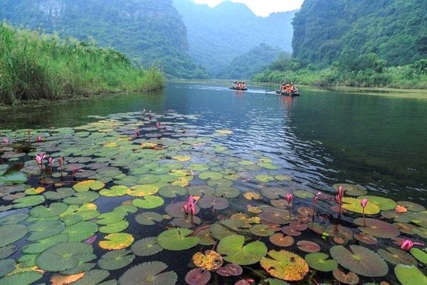 Tam Cốc - Bích Động - Ninh Bình