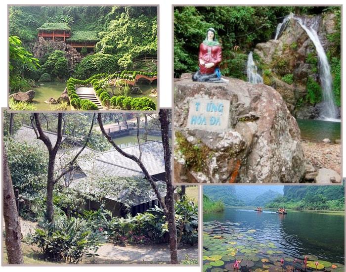 10 khu vui chơi gần Hà Nội hấp dẫn nhất hè 2017