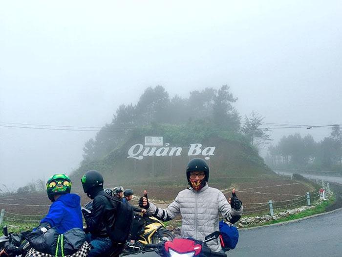 Đường lên Quản Bạ - Hà Giang