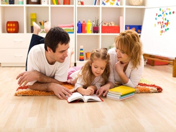Làm thế nào để con biết đọc, biết viết sớm?