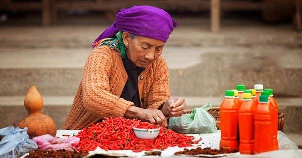 Đến Sapa mà không mua tương ớt Mường Khương thì thật là thiếu sót