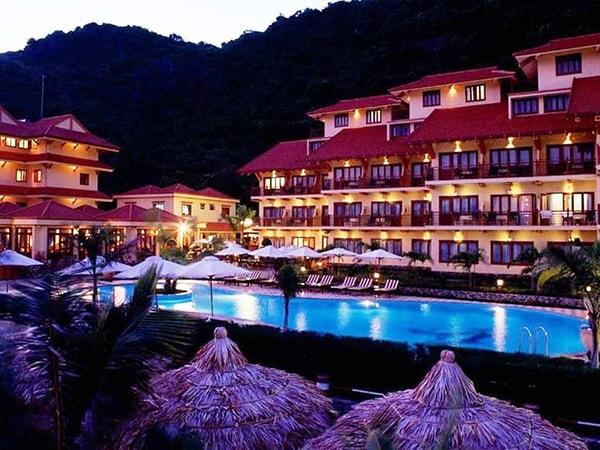 Khu nghỉ dưỡng Cát Bà Sunrise Resort