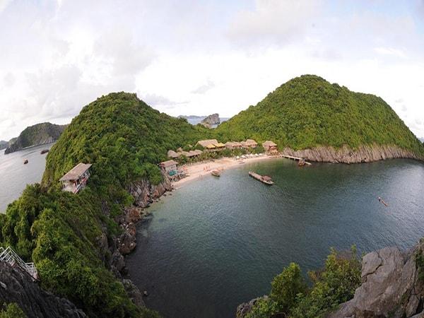 Khu nghỉ dưỡng Monkey Island Resort