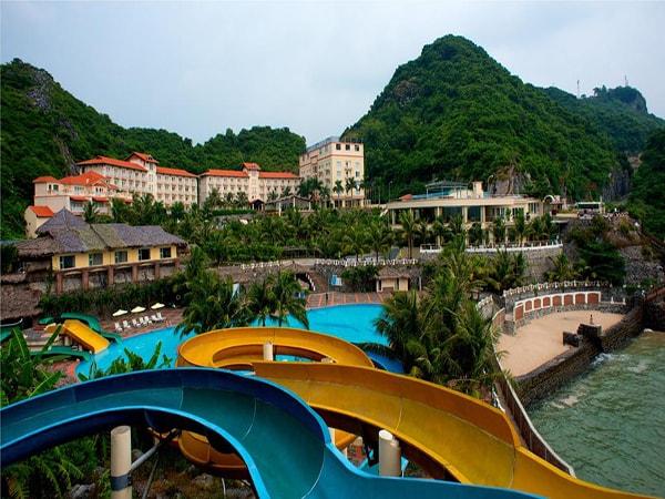 Khu nghỉ dưỡng Cat Ba Island Resort & Spa