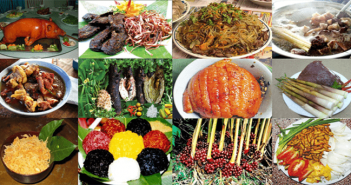 10 món ngon đặc sản ở Mai Châu nhất định phải thử