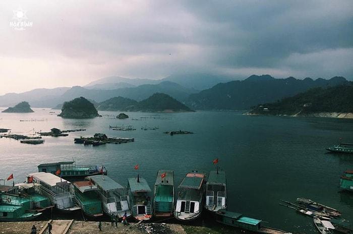 Hồ Thung Nai, Hòa Binh