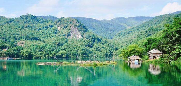 Tất tần tật kinh nghiệm du lịch Thung Nai vào mùa xuân