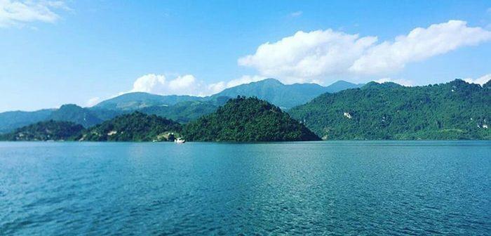 Du lịch Thung Nai cuối tuần với 10 điểm check-in tuyệt đẹp