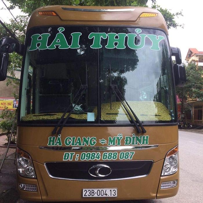 Đi ô tô lên Hà Giang