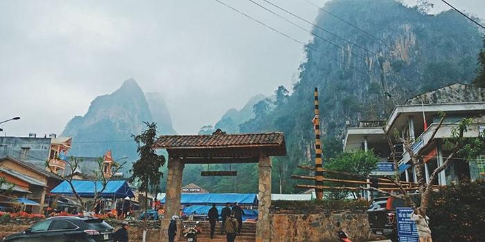 Thị trấn Đồng Văn, Hà Giang