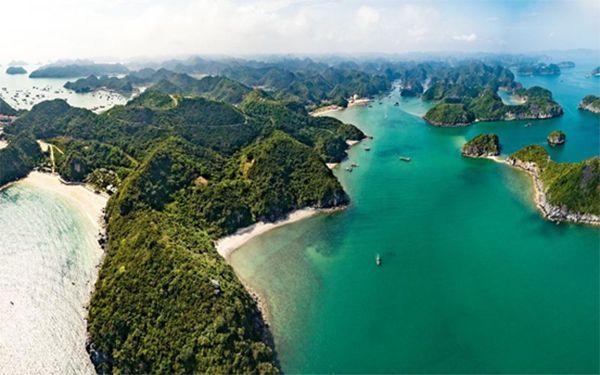 Biển đảo Cát Bà phù hợp cho người thích sự di chuyển