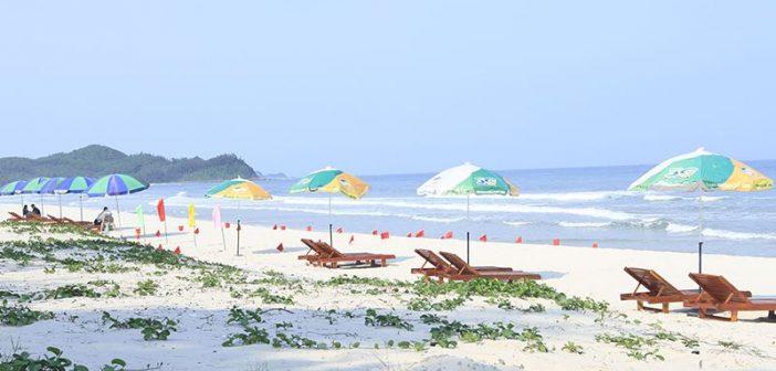 Những bãi biển nổi tiếng tại Miền Bắc