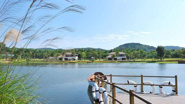 Hồ Đại Lải là điểm vui chơi, du lịch gần Hà Nội cho ngày nghỉ