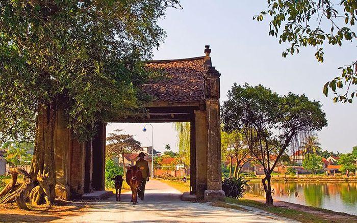 Làng Cổ Đường Lâm là điểm vui chơi, du lịch gần Hà Nội cho ngày nghỉ