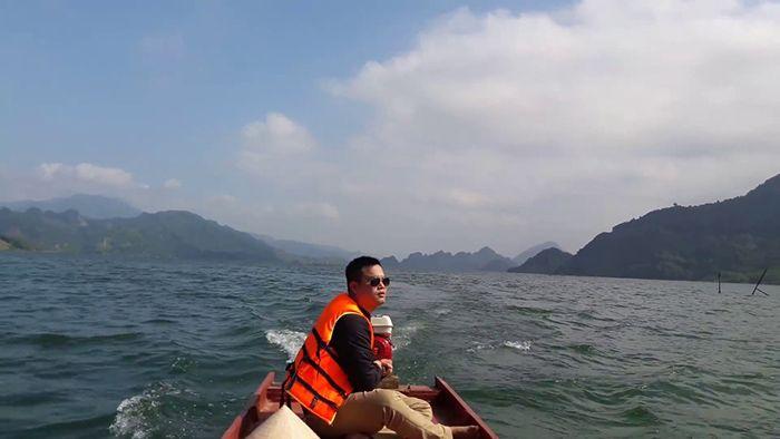 Thung Nai là điểm vui chơi, du lịch gần Hà Nội cho ngày nghỉ