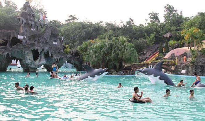 Hồ Núi Cốc là điểm vui chơi, du lịch gần Hà Nội cho ngày nghỉ