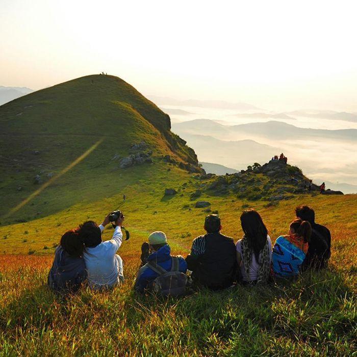 Đồng Cao là điểm vui chơi, du lịch gần Hà Nội cho ngày nghỉ