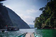 Những địa điểm du lịch Hồ Ba Bể không thể không đến 2