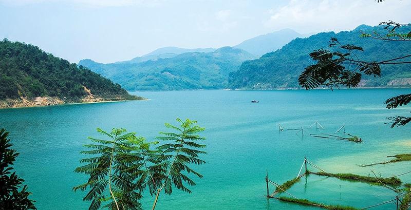 Hồ Thung Nai
