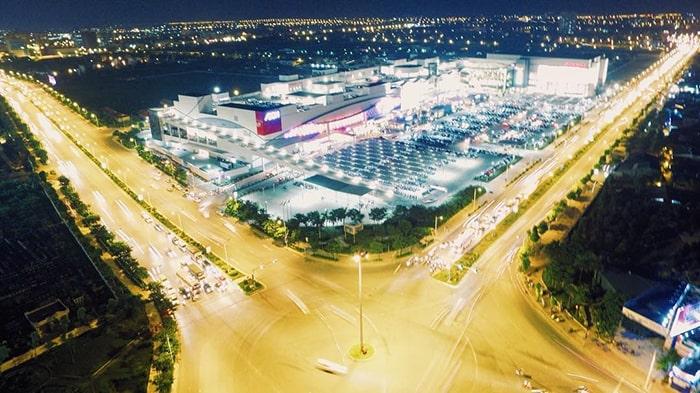 Toàn cảnh Aeon Mall Long Biên