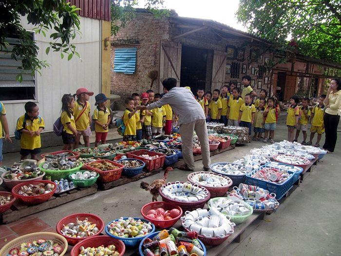 Làng Gốm Sứ Bát Tràng là địa điểm du lịch 1 ngày gần Hà Nội