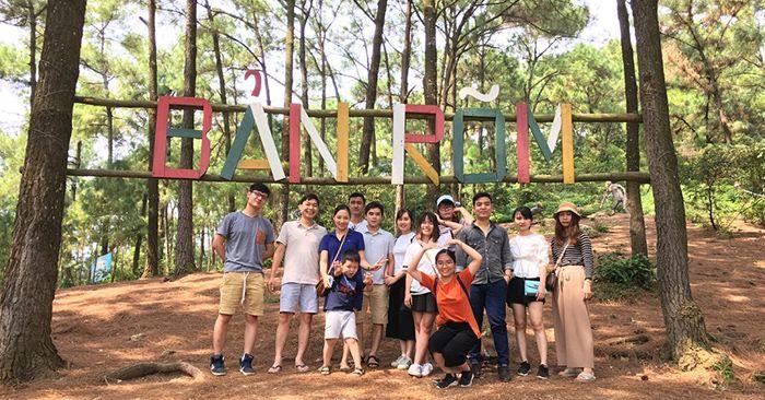 Điểm du lịch cuối tuần ở Hà Nội 3