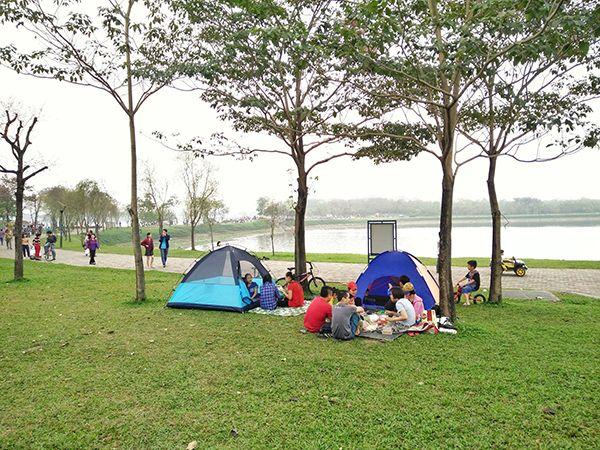 Điểm du lịch cuối tuần ở Hà Nội 6