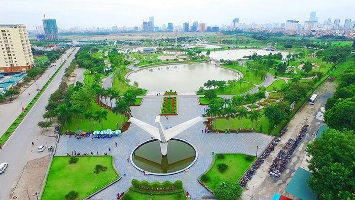 Điểm đến cuối tuấn ở Hà Nội