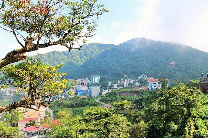 Điểm du lịch gần Hà Nội bằng xe máy