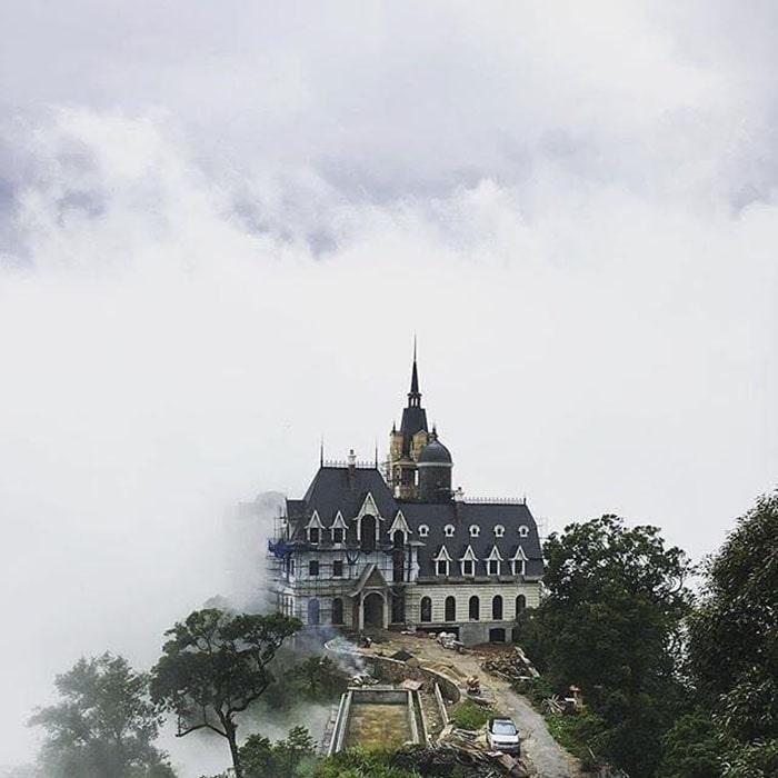 Du lịch Tam Đảo mờ sương