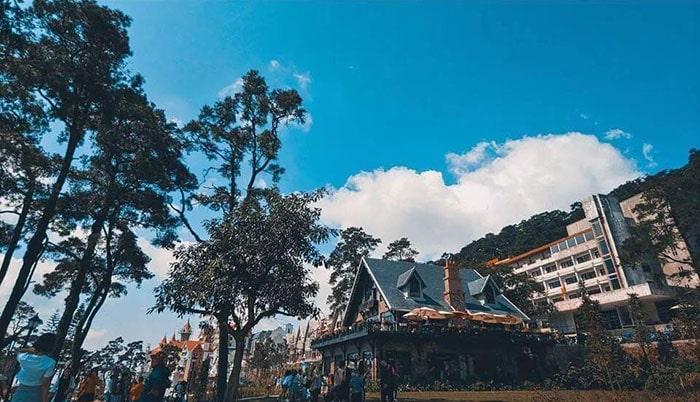 Tam Đảo là địa điểm du lịch gần Hà Nội khá hấp dẫn