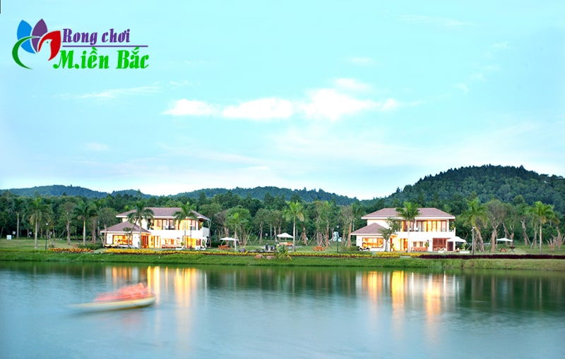 Resort ở Hồ Đại Lải - Flamingo