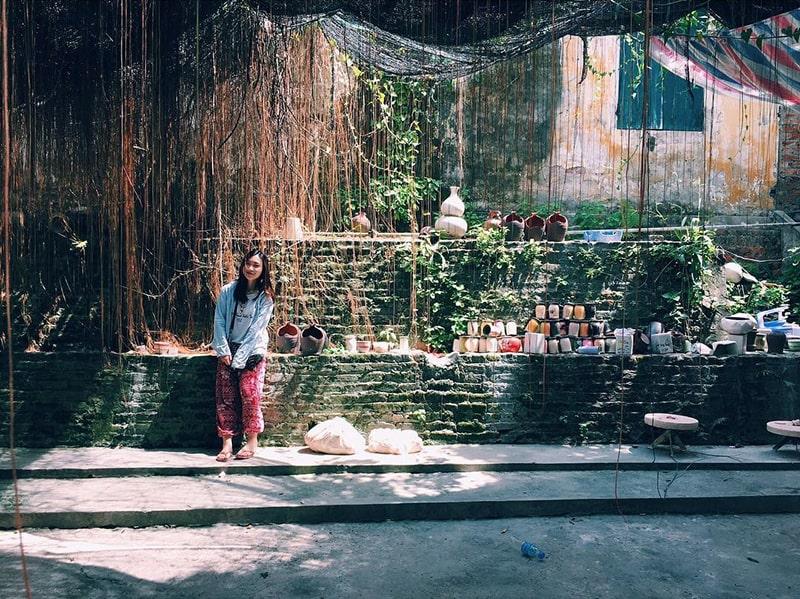 Du lịch làng Gốm Bát Tràng 1 ngày